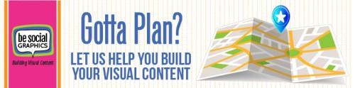 be social graphics got a plan