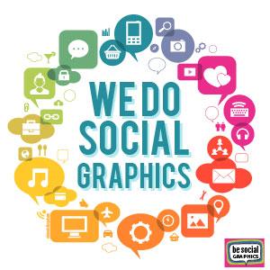 we do social graphics be social graphics
